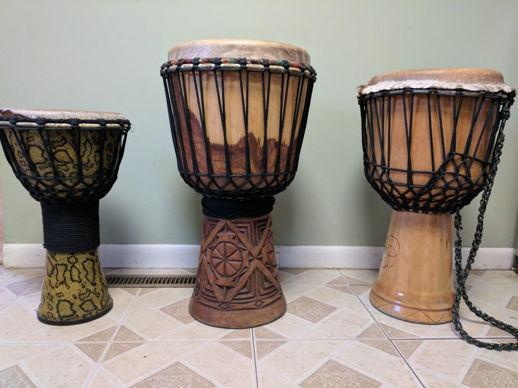 Choosing a Djembe Drum - 3 Types of Djembes