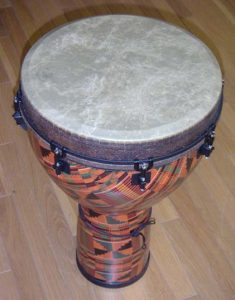 Synthetic Djembe Skin