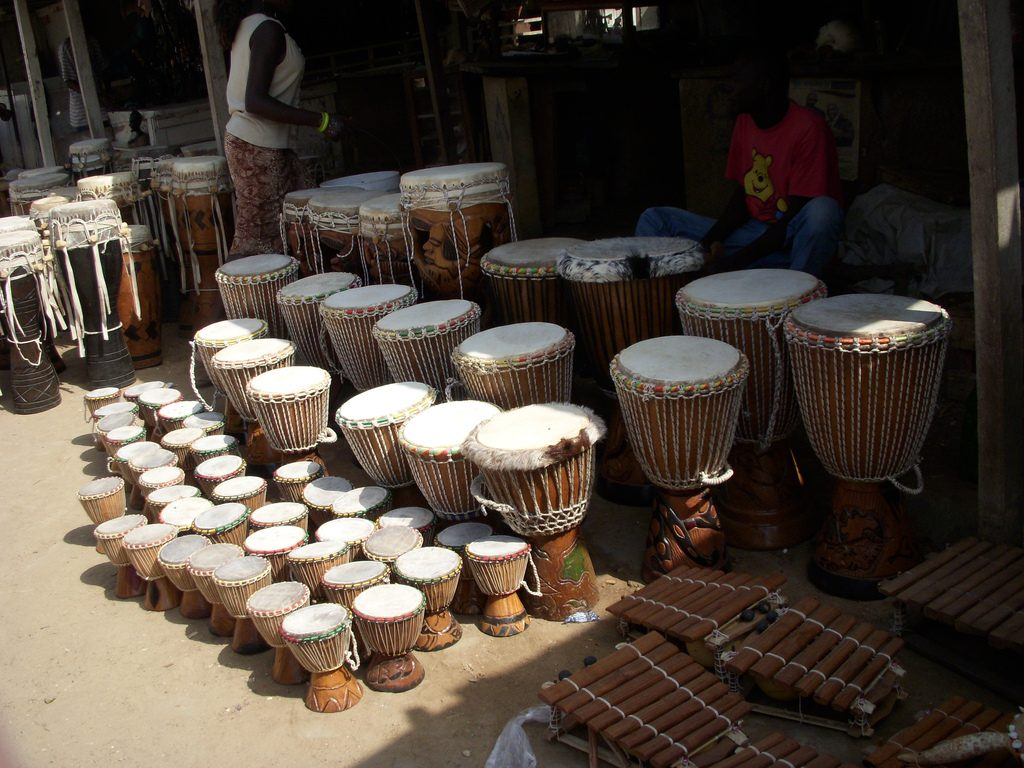 Choosing a Djembe Drum - Different Sizes of Djembes