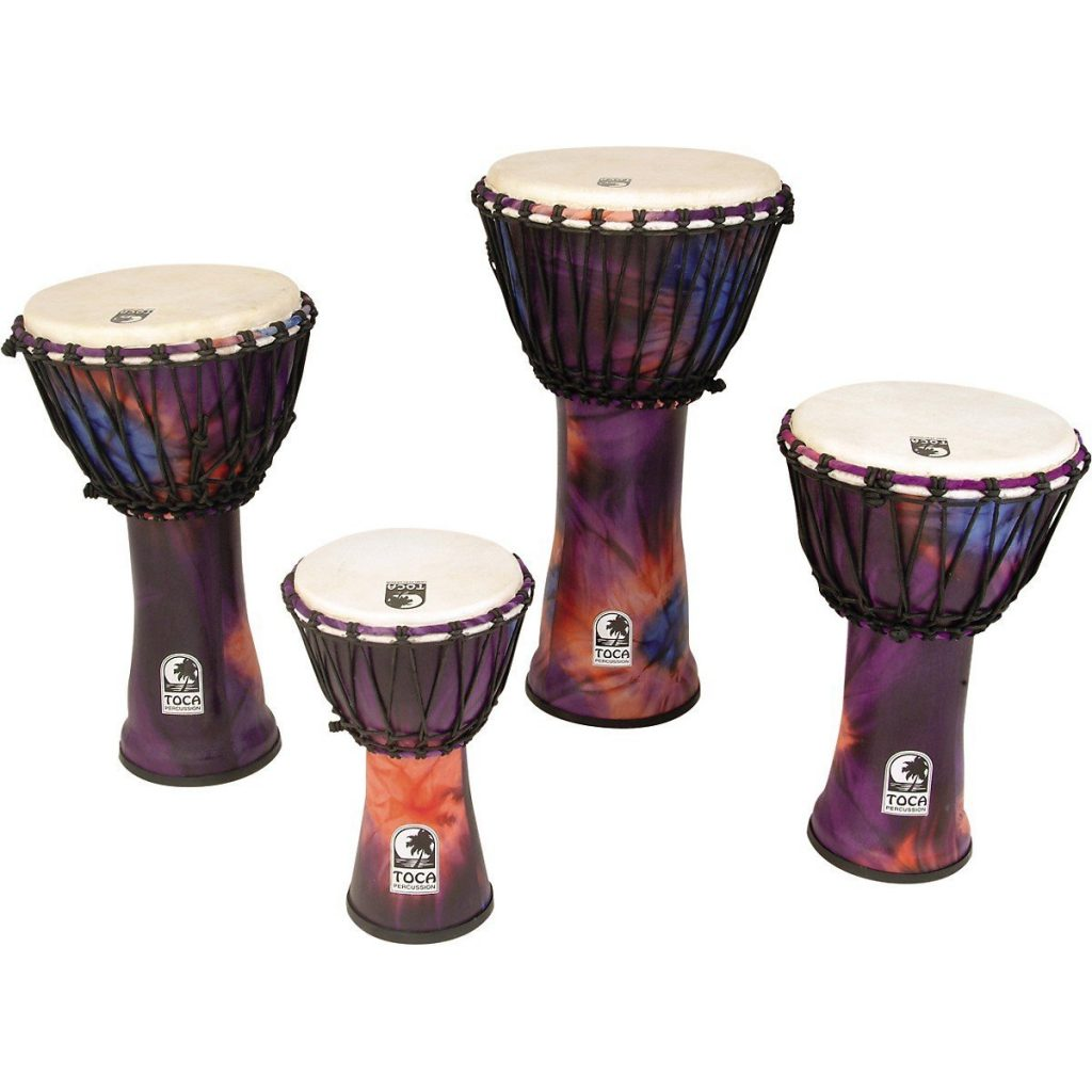 Toca Synergy Freestyle Synthetic Djembe Group